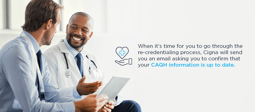 Cigna Provider Re-Credentialing Services